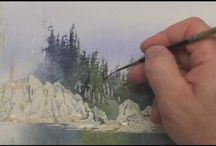 fine art tutorials / by Jeanne Allen