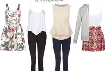 Ariana Grande outfits for school