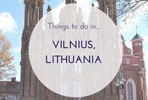 Vilnius: secrets