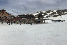 Sierra Nevada / Ski in the 3,000m mountain range only 2.5 hours from the shores of Marbella