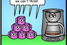 Coffee cartoons