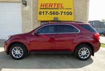 NEW! Arrivals / Check out the Latest Pre-Owned Car, Truck, SUV and Minivan Arrivals from Hertel Auto Group in Fort Worth, Texas.