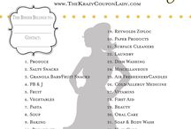 Kraft coupon lady! / by April Terry