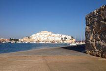 PEÑÍSCOLA / Magnifico pueblo marinero en el norte de la Comunidad Valenciana. Con su histórico casco antiguo. Buen lugar para tus vacaciones.