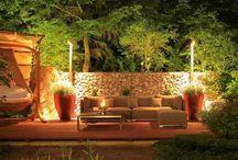 Garten / Ein Garten ist Entspannung, Erholung, Freude und ein bisschen Arbeit. Es gibt so viele Möglichkeiten, seinen Garten zu gestalten und zu nutzen, immer abhängig von den Voraussetzungen.