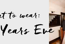 What to Wear: New Years Eve / www.shoptiques.com/look-books/what-to-wear-new-years-eve