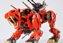 Red Zoids