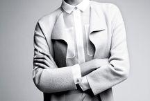 ⋆❋ Black & White fashion