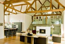 18th Century barn conversion / Transformation of a dilapidated 18th Century barn to a stunning low maintenance modern home.