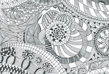 Mis diseños Zentagles