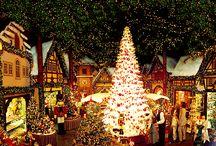 Christmas / by Julie Aeschliman