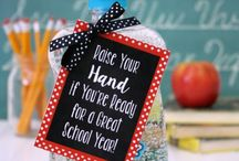 Back to School / Back to school time is so much fun. Here are handy tips, back to school teacher gifts and crafts that you'll love.