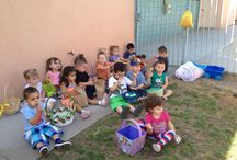 First School Easter Party