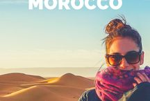 Morocco with my gurlz