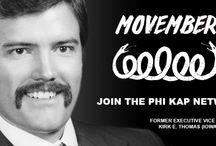 Phi Kappa Theta and Movember / Phi Kappa Theta and Movember