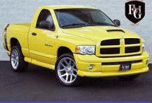Dodge Rumble Bee / Dodge Pick Up