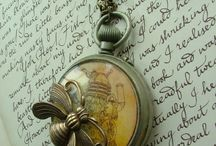 Vintage Clocks / by Susan Bailey Patterson