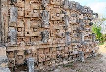 Arte de la prehistoria y de las culturas prehispánicas / en este tablero se apreciarán varias obras de la época prehispánica y mas allá, de la prehistoria