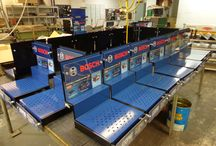 Robert Bosch Australia - Custom Made Battery Display unit / Robert Bosch Australia -    Custom Made Battery Display Unit for retail use