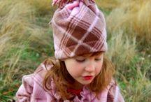 čepice / šití čepic,klobouků