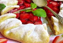 Delicious desserts / Tasty recipes to finish the perfect meal