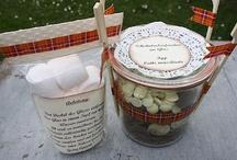 -- Gifts in a jar/bottle --