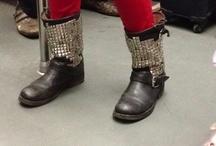 Subways' Shoes
