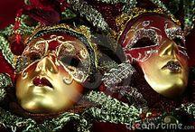 Masquerades de Carnaval!