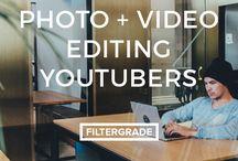 photo & video editing