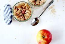 Gezond ontbijt/ tussendoortjes
