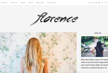 Creative Websites / Designs for blogs and businesses in the creative industry. From interior design & decoration to fashion blogs and retail, designs that can be customised to the individual and businesses's needs.