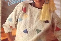 Femme des années 80'