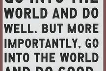 Favorite Words / by Katie Weafer
