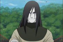 Naruto / Karakterek.