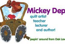 Talented Quilt Teachers