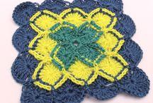 Flower & Granny Squares
