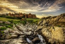 City by the Sea / Beautiful Newport, RI / by e b