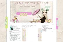 Scrap Blog Inspiration