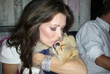 Giggy and his Mistress / Here are some of my favorite pics of me and my mistress, #LisaVanderpump.