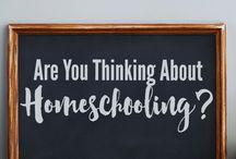 Homeschooling Information