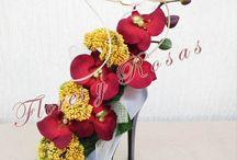 25 Ideas para decorar con Orquídeas / Buscas ideas para #decorar con #orquídeas? Aquí te traemos las más originales. Descúbrelas! #decoración #orchid #phalaenopsis