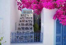 Santorini / by Inspire Bohemia
