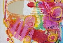Art inspired works / Artworks