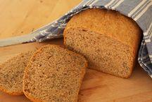 Recipe Diary Video: Bread Recipes (bread machine / bread maker Unold)