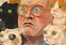 Őrült macskás cuccok