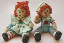 Dolls  / by Mary Rigsby