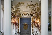 Front doors / by Anne Albritton