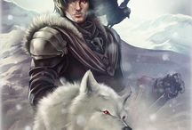 Game of Thrones illustrations / Game of Thrones