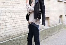 Clothes'Inspiration / Fashion