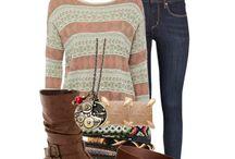 Catalina's clothes